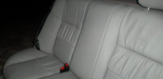 Seu carro com um interior maravilhoso