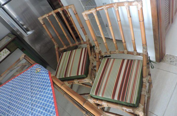 Almofadas Feita Sob Medida em Tecido Impermeável Ilhabella  Bege e Duna Bandeira